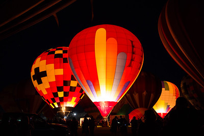 Balloon Glow Two