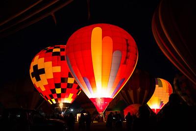 Balloon Glow Two