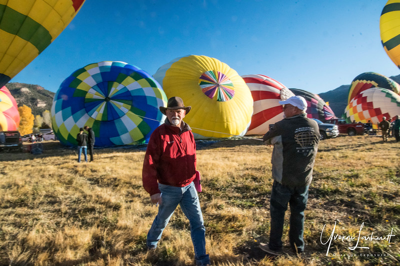 Balloonmeister Doug Lenberg