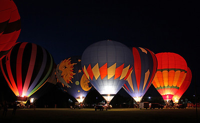 Chargrin Balloon Fest 2012