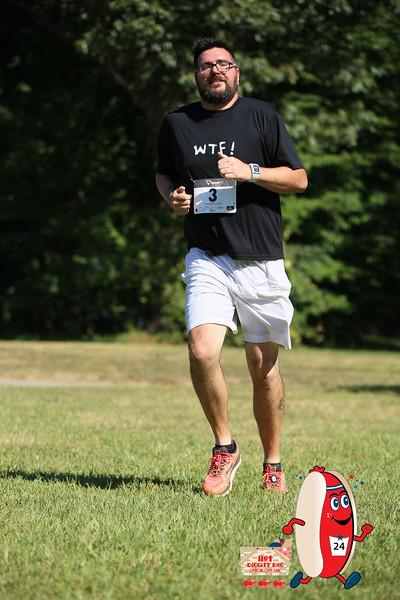 Hot Diggity Dog 10K Trail Race 2015