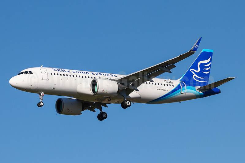 1st A320neo, will become B-30F5