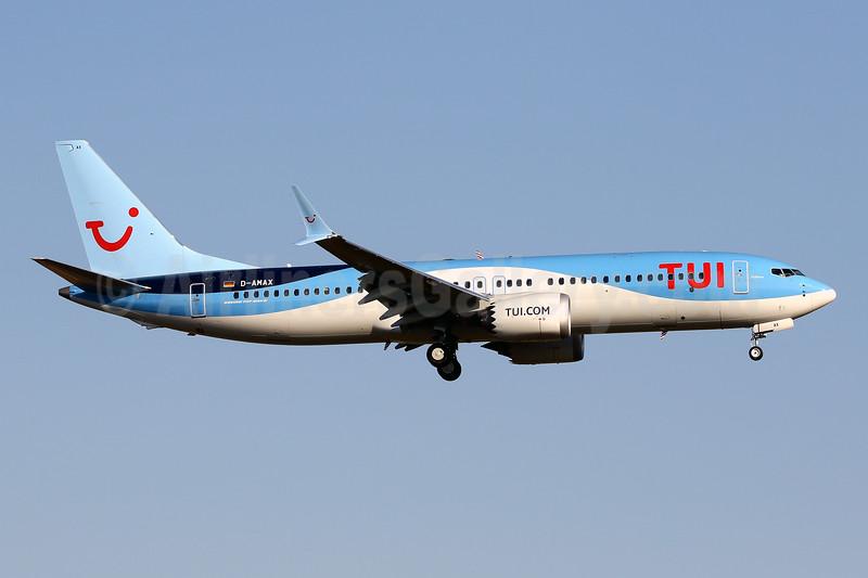 """Mallorca"", 1st MAX 8, delivered June 22, 2021, in service DUS - PMI on July 21, 2021"