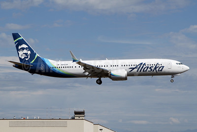 First MAX 9 for Alaska Airlines