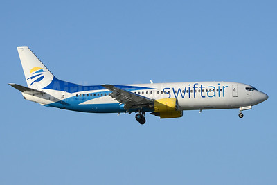 Swift Air's new 2017 livery