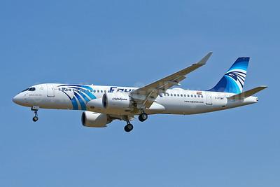 New type for EgyptAir