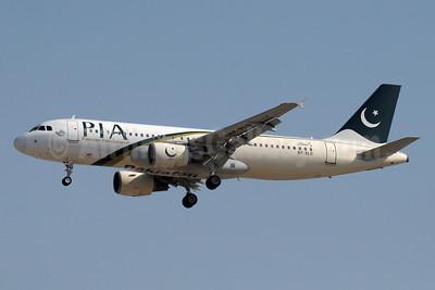 Flight PK8303 Lahore-Karachi crashed on approach to Karachi on May 22, 2020