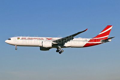 """""""Aapravasi Ghat"""", the first Airbus A330neo"""