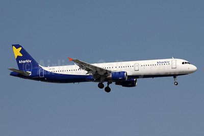 First A321, in service April 21, 2018, operated by Air Alana