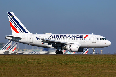 Air France's 2021 revised livery