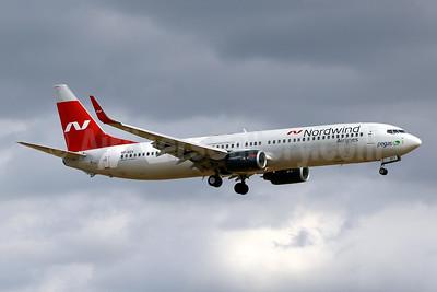 Nordwind's first Boeing 737-900