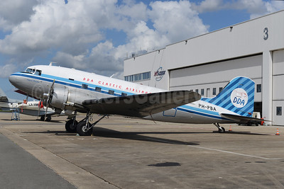 """""""Prinses Amalia"""", formerly with KLM - Air France markings"""