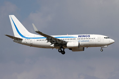 Ex D-AHXJ, 1st 737-700, delivered on May 20, 2018