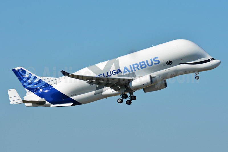 "The new ""Beluga XL"""