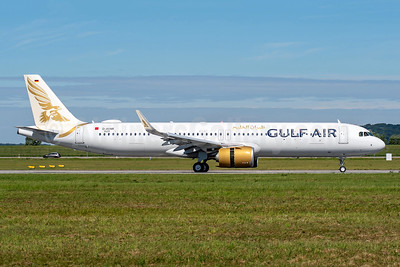 Gulf Air's first Airbus A321neo