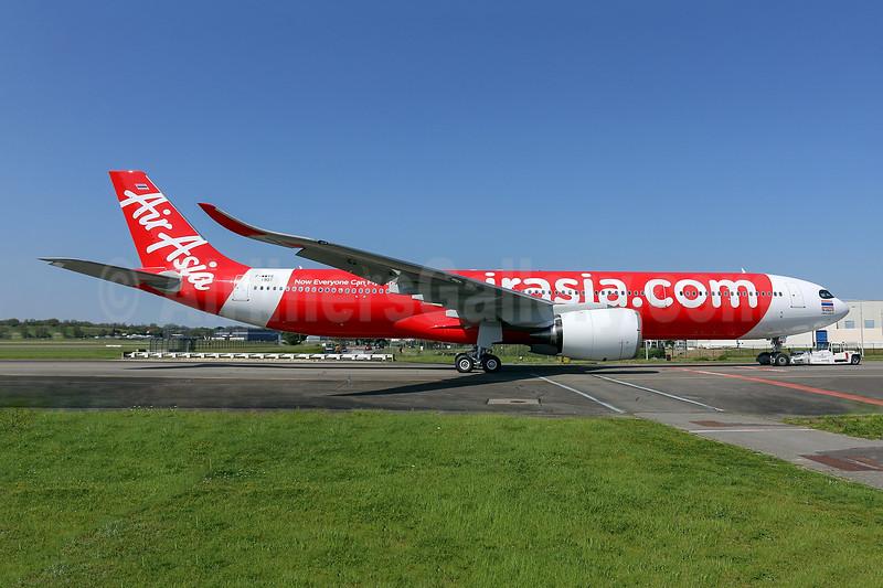 First Airbus A330neo for Thai AirAsia X
