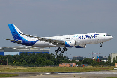 Kuwait's first Airbus A330neo