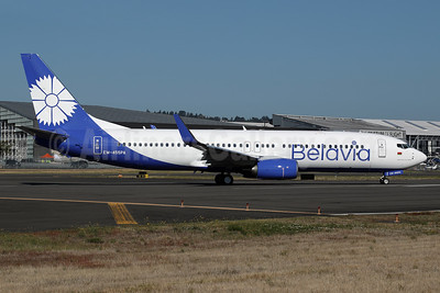 """Belavia introduces a new """"Valoshka"""" brand with the delivery of EW-455PA"""