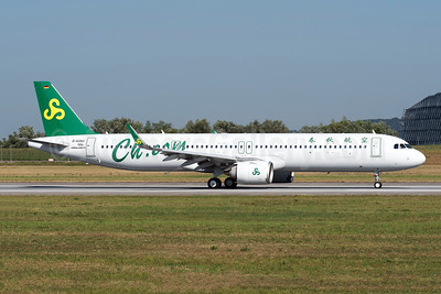 Spring Airlines adds two Airbus A321neo aircraft