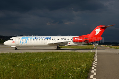 Formerly Greenland Express