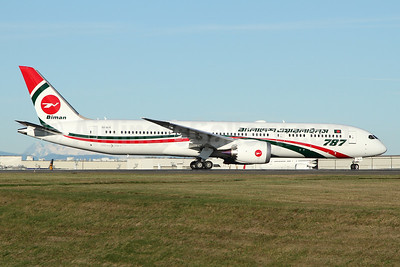 First 787-9 Dreamliner for Biman Bangladesh