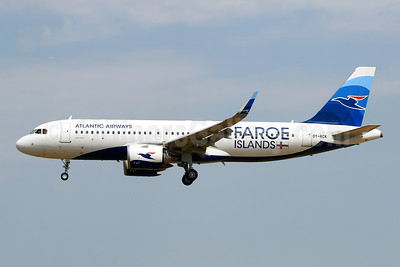 1st A320neo, delivered July 12, 2019, in service July 17, 2019 Vagar - Palma