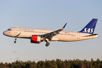 """Sol Viking"", the first Airbus A320neo, delivered on October 21, 2016"