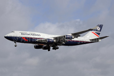 Recreated 1984 Landor livery, in service March 9, 2019 LHR - MIA