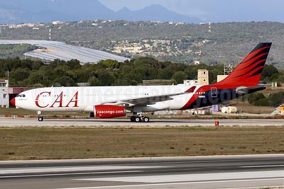 CAA's first Airbus A330-200, ex Air Europa