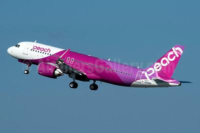 1st A320neo, delivered September 28, 2020, in service October 25, 2020 KIX-CTS