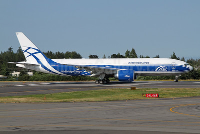 First ABC Boeing 777F freighter