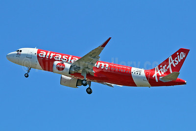 First Airbus A320neo for AirAsia