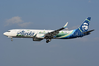 Boeing ecoDemonstrator - will become N979AK