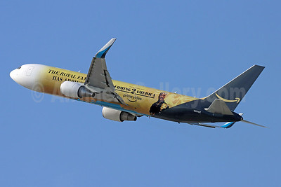 """2021 """"Coming 2 America"""" promotional livery"""