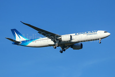 First Airbus A330neo for Corsair