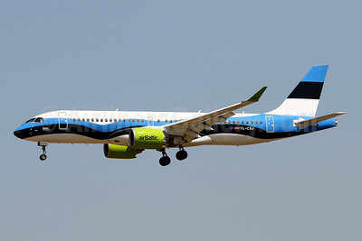 airBaltic's 2019 salute to Estonia