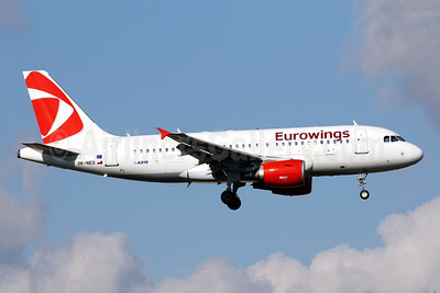Leased From Czech Airlines on January 1, 2019