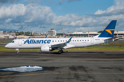 First E190 for Alliance