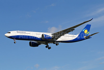First Airbus A330neo for RwandAir
