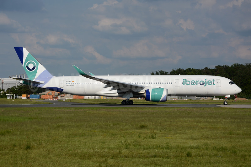 Formerly Evelop Airlines and Orbest Airlines