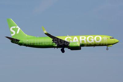 S7 Cargo (S7 Airlines) Boeing 737-86J (BCF) WL VP-BEN (msn 32917) FRA (Bernhard Ross). Image: 953515.