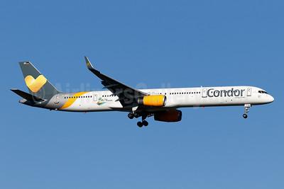 "Condor's ""Enjoy Grenada"" promotional logo"