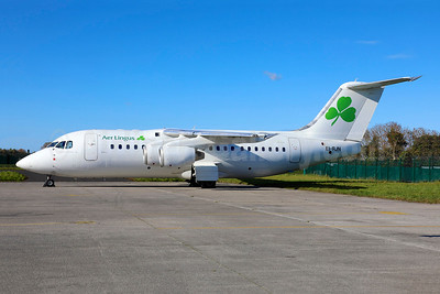 Will operate on a 3-year lease to Aer Lingus for DUB-LCY
