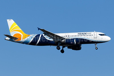 """Michele"", Trade Air's first Airbus A320"