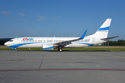 1st Boeing 737, leased from Enter Air on July 21, 2021