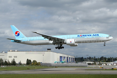 "HL8346 - ""200th Boeing"" logo, delivered on May 14, 2019"