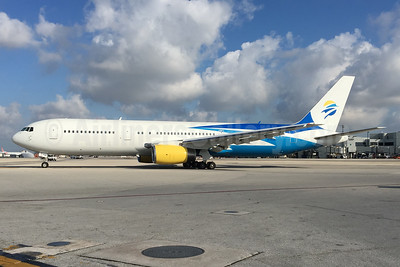 Dynamic 767 in Swift Air colors