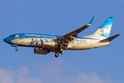 Best Seller - Aerolineas Argentinas' support of the FIFA World Cup Argentine team