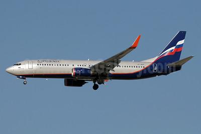 Aeroflot Russian Airlines Boeing 737-8LJ WL VP-BRF (msn 41195) DXB (Paul Denton). Image: 921691.