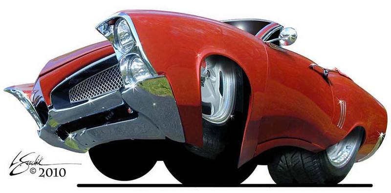 1967 LeMans Convertible